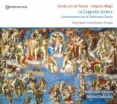 Album artwork for Tomás Luis de Victoria: La Cappella Sistina