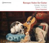 Album artwork for Baroque Suites for Guitar / Hoppstock