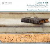 Album artwork for Luther in Rome