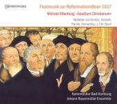 Album artwork for Altenburg: Music for the Reformation 1617