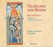 Album artwork for Hildegard von Bingen: Kiss of Peace