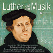 Album artwork for LUTHER & MUSIC - 9 CD set