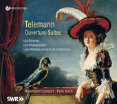 Album artwork for Telemann: Ouvertüren-Suiten