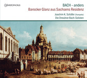 Album artwork for BACH - anders