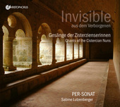 Album artwork for Invisible from a Secluded Place: Chants of the Cis
