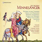 Album artwork for DIE GROSSEN MINNESANGER 11-CD set