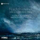 Album artwork for Nachthimmel - Lieder der Romantik