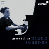 Album artwork for Grete Sultan: Piano Seasons