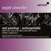 Album artwork for Enjott Schneider: SOUL PAINTINGS