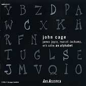 Album artwork for JOHN CAGE