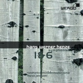 Album artwork for Henze: Symphonies Nos.1 & 6 / Janowski