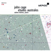 Album artwork for John Cage : Etudes Australes