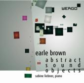Album artwork for Earl Brown: Abstract Sound Objects