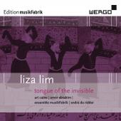 Album artwork for LIM:  Tongue of the Invisible. Caine, Ebrahim, mus