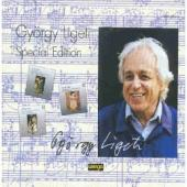 Album artwork for Gyorgy Ligeti Special Edition: Streichquartetten,