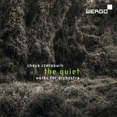 Album artwork for THE QUIET: WORKS FOR ORCHESTRA