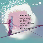 Album artwork for FUNAMBULES