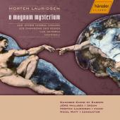 Album artwork for Lauridsen: O Magnum Mysterium