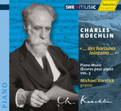 Album artwork for Koechlin: Piano Music vol.3