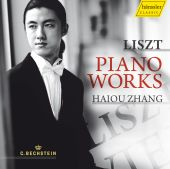 Album artwork for Liszt: Piano Works / Haiou Zhang