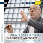 Album artwork for Beethoven: Complete Symphonies / Gielen