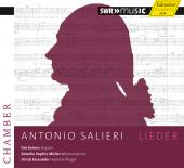 Album artwork for Salieri: Lieder / Eerens