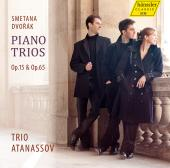 Album artwork for Smetana, Dvorak: Piano Trios