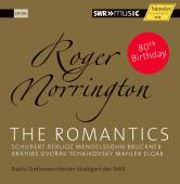 Album artwork for NORRINGTON: THE ROMANTICS