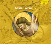 Album artwork for Beethoven: Missa Solemnis / Rilling