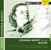 Album artwork for Mozart: Violin Concertos Nos. 3 & 4 / Martzy