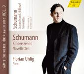 Album artwork for Schumann: Complete Piano Works, Vol. 9