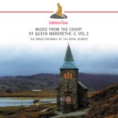 Album artwork for Music from the Court of Queen Margrethe II, Vol. 2