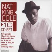 Album artwork for NAT KING COLE