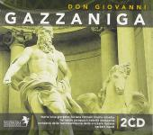 Album artwork for GAZZANIGA: DON GIOVANNI