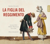 Album artwork for Donizetti: La Figlia Del Reggimento
