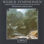 Album artwork for Symphonien 1 & 2