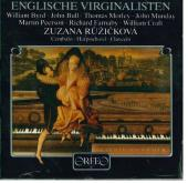 Album artwork for Englische Virginalisten