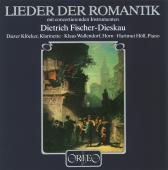Album artwork for Lieder der Romantik