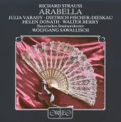 Album artwork for R. Strauss:  Arabella / Sawallisch
