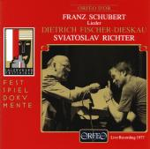 Album artwork for Schubert Lieder- Fischer-Dieskau, Richter