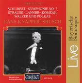 Album artwork for Symphonie No. 7, Walzer und Polkas