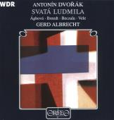 Album artwork for Svata Ludmila, op. 71