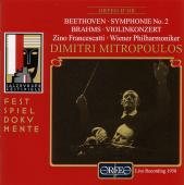 Album artwork for Symphonie No. 2 D- Dur op. 36, Violinkonzert D-Dur