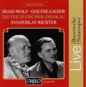 Album artwork for Goethe-Lieder