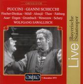 Album artwork for Gianni Schicchi