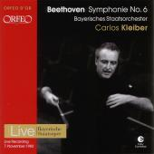 Album artwork for Beethoven: SYMPHONY NO. 6 - Kleiber