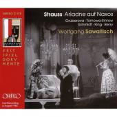 Album artwork for Ariadne auf Naxos