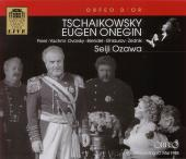 Album artwork for TCHAIKOVSKY - Eugen Onegin
