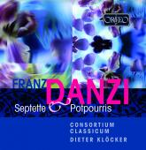 Album artwork for Septett Es-Dur op. 10, Klarinetten-Potpourri No. 1