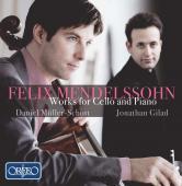Album artwork for Mendelssohn: Works for Cello & Piano Muller-Schott